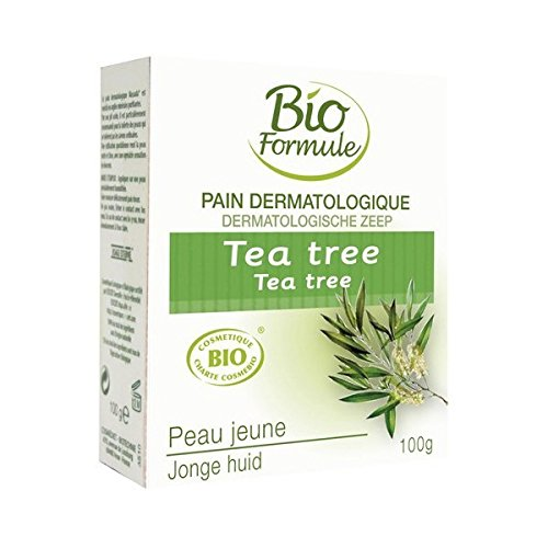 Bioformule - 0018341 - Pain Dermatologique - Tea Tree - 100 g