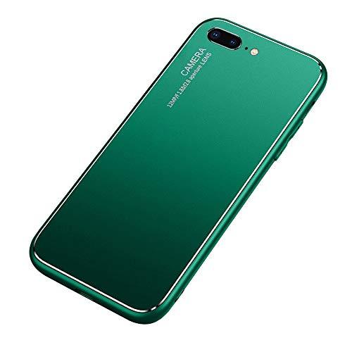 Funda para iPhone 8 Plus / 7 Plus Ultra Delgado, Silicona TPU...