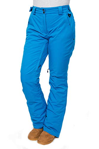 Stayer sportbroek winterbroek thermo-broek heren dames freeride snowboad-broek skibroek jungle blauw