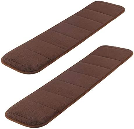 2Pcs Computer Wrist Elbow Pad Creatiee Upgraded Wrist Rest Arm Pad Soft Long sized Keyboard product image