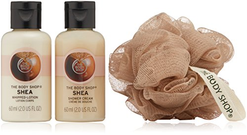 The Body Shop Treats Cube Gift Set, Shea, 1 Count