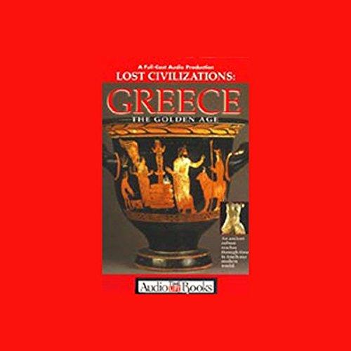 Greece audiobook cover art