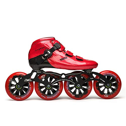Lowest Prices! SPP PANDA Roller Skates Racing Shoes Adult Children Professional Speed Skating Shoes ...