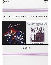 LIVE HISTORY PartI [DVD]