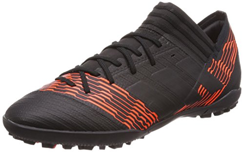 adidas Herren Nemeziz Tango 17.3 TF Fußballschuhe, Mehrfarbig (Cblack/Cblack/Solred Cp9098), 39 1/3 EU