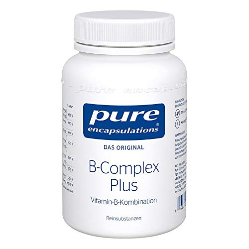 Pure Encapsulations B-Complex Plus 120 Kapseln