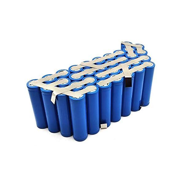 41XKWG3EArL. SS600  - 25V 15Ah für Panterra 7ICMR18 / 65-5 Akku Li-Ion E-Bike Elektrofahrrad zur Selbstmontage Batterie