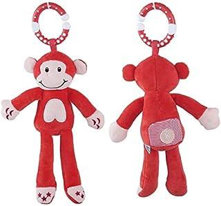 NIANMEI Pink Pig Bag Kindergarten Cute Petty Mini Plush Toy@Deep Pink_30Cm Giocattoli di pezza