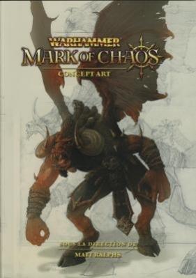 Warhammer Mark of Chaos : Concept Art