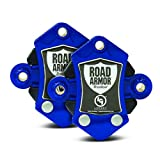 Lippert Road Armor Shock Absorbing Equalizer - Tandem Axle Kit for Towable RVs and Trailers