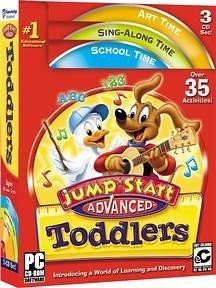Jumpstart Advanced Toddler  PC & Mac