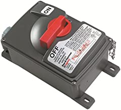 Legrand - Pass & Seymour PS30SS Pass & Seymour Ps30-Ss 30A No-Fuse Safety Sw