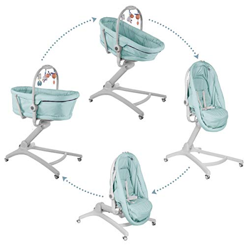 Chicco Baby Hug 4 in 1, Aquarelle