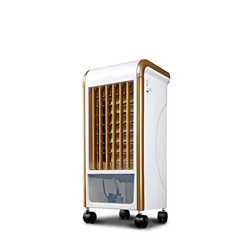 Luftkühler Klimagerät Tragbare Klimaanlagen for Den Luftentfeuchter Zu Hause Super Leiser Nebellüfter fit 3-stufiger Einstellung Typ mit 3 Windstärken Perfekt for Büroräume