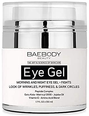Baebody eye gel für
