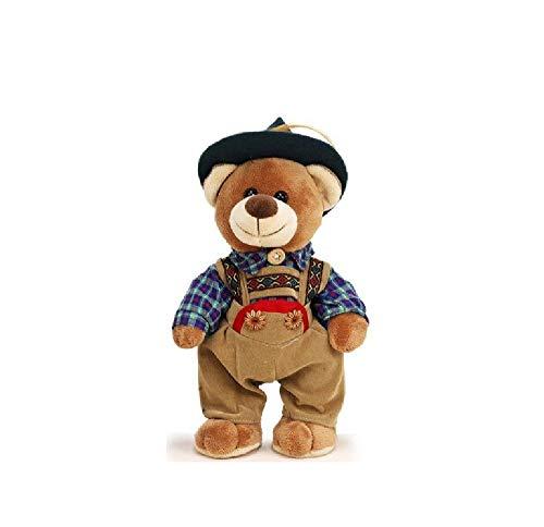 Bavaria Home Style Collection Trachten Bär - Teddy - Plüsch - Plüschtier - Stofftier - Kuscheltier (Junge)