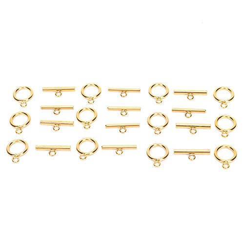 Cierres de barra en T, cierres ligeros portátiles de palanca estable para el hogar para joyería
