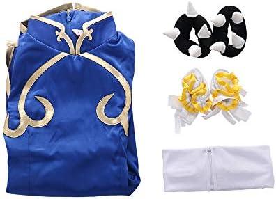 Chun li costume kids _image0