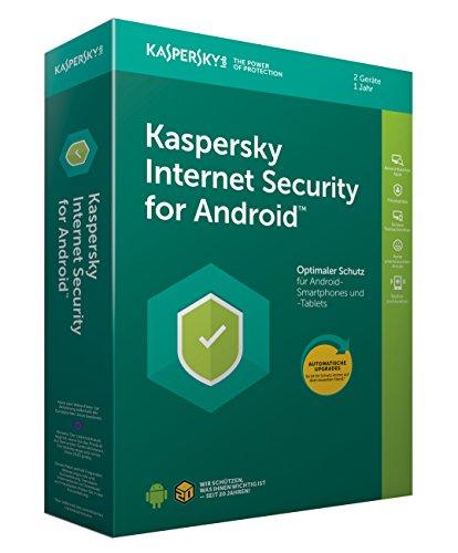 Kaspersky Internet Security für Android 2 Geräte Software