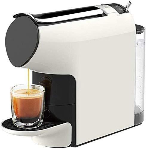 Kaffeemaschine Home Office vollautomatisch, Mehrzweck- für die meisten Single-Tasse, schnelle Brautechnologie, One-Touch-Funktion