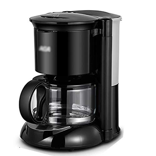 Cafeteras Americana Pequeña, Máquina De Bebidas Ligeras con Filtro De Goteo, 600 Ml De Gran Capacidad, Máquina De Doble Uso para Té Y Café, Aislamiento Inteligente De Temperatura Constante