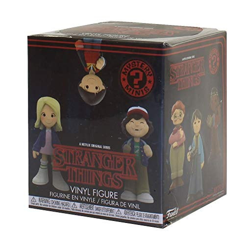 FUNKO MYSTERY MINIS: Stranger Things - 12PC Blindbox (One Figure Per Purchase)