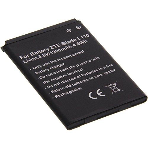 foto-kontor Akku für ZTE Blade L110 Ersatzakku Accu Batterie