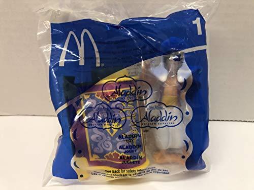C&L McDonald's Aladdin Special Edition #1 Happy Meal figura de juguete