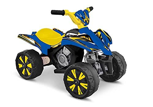 Kid Motorz Xtreme Quad 6V Vehicle, Blue...