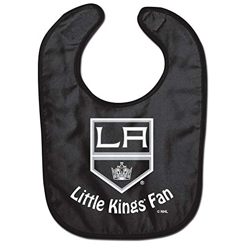 LA kings baby bib