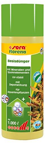 Sera Florena (5 ml su 20Litri)–Fertilizzante al Basico per Piante acquatiche