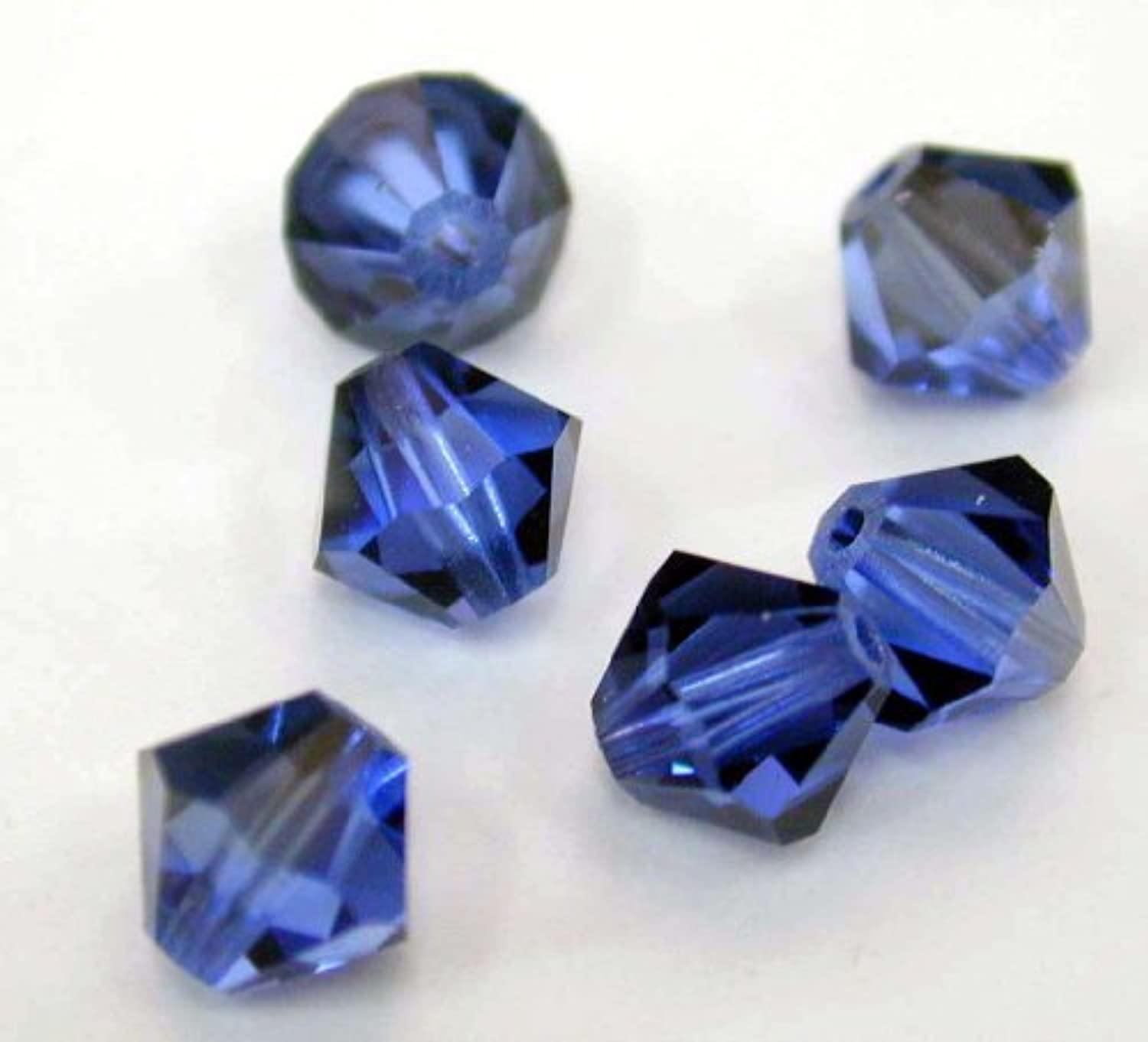5301 6mm SAPPHIRE SATIN  1 bag Swarovski   (360 pieces) (japan import)