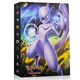 EKKONG Album Pokemon, Album Cromos Pokemon Cartas Álbum Álbum Titular de...