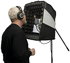 Porta-Booth Pro – Your Recording Studio At Home and on the Road