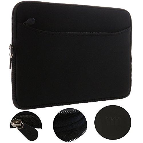XiRRiX Laptop 2in1 Convertible Tablet PC Tasche - Neopren Hülle mit Zubehör Fach bis 11.6 Zoll 29,5cm max. 300 x 210 mm