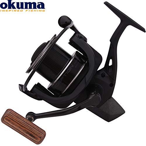 Okuma Inception 6000 FD - Brandungsrolle zum Brandungsangeln, Angelrolle zum Dorschangeln & Plattfischangeln, Meeresrolle