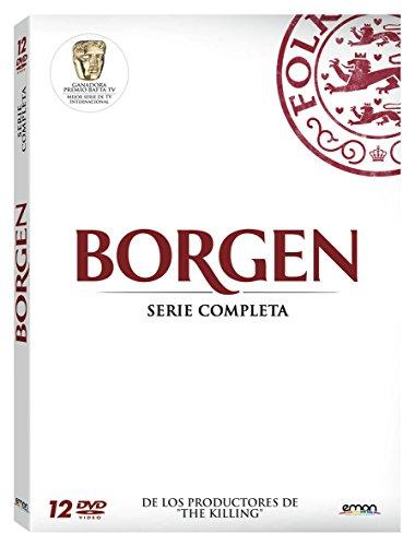 Borgen Completa - DVD