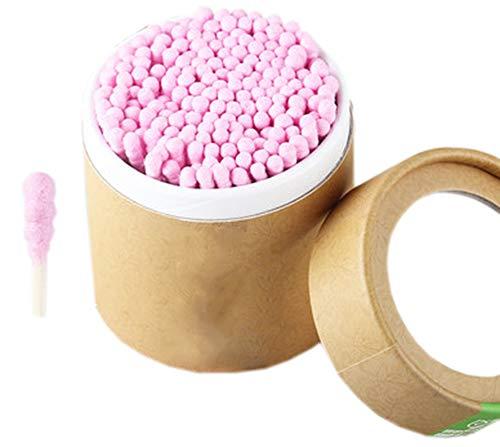 Cotons-tiges de sécurité 200 pièces Coton-tige à double pointe Bâtons de nettoyage polyvalents #15