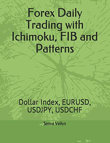 Forex Daily Trading with Ichimoku, FIB and Patterns: Dollar Index, EURUSD, USDJPY, USDCHF
