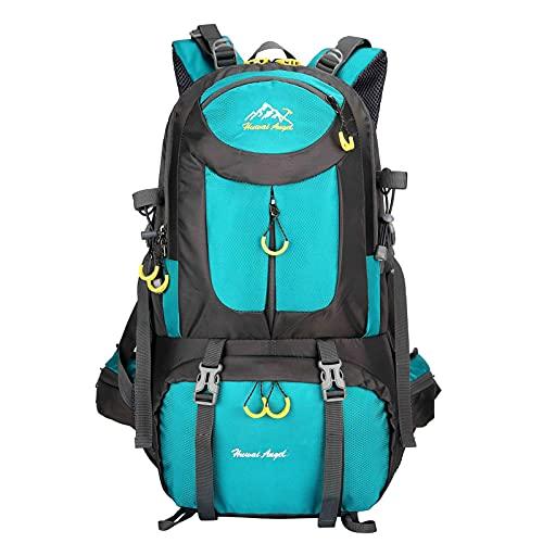 HMHMVM Zaino per escursionisti Zaino da Pesca da Viaggio Impermeabile Arrampicata Camping Daypack,Blue 2,50L