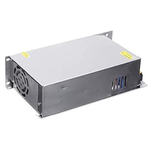 Chenbz Módulo de Entrada de energía AC185V-240V a DC24V 30A 720W de Alta eficiencia Fuente de alimentación conmutada