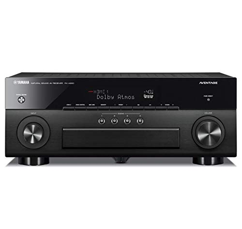 Great Deal! Yamaha RX-A880 Premium Audio & Video Component Receiver – Black (Renewed)