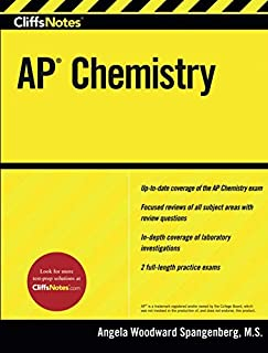 CliffsNotes AP Chemistry (CliffsNotes (Paperback))