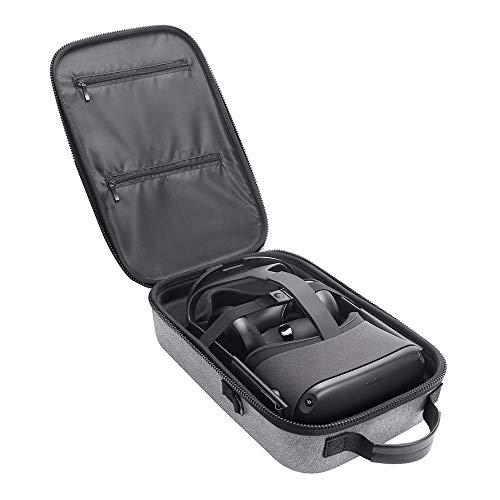 Tragetasche für Oculus Quest, Hart Portable Wasserdicht Stoßfest Schutzhülle Hülle Premium Travel Bag Cover Case Schutzhülle Tasche für Oculus Quest All-in-one VR Gaming Headset