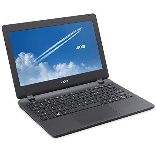 ACER TravelMate B117 29,5cm (11,6 Zoll mattes Display) Notebook (Intel N3050 Dual Core 2x 2,16 GHz, 4GB RAM, 500GB S-ATA 3 HDD, Intel HD Grafik, HDMI, HD Webcam, USB 3.0, WLAN, Bluetooth, Windows 10 Professional 64 Bit) #1157