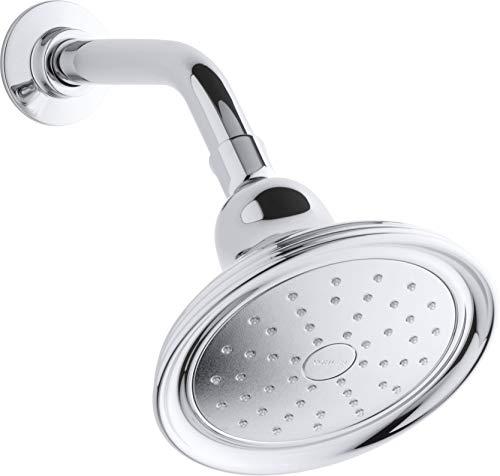 KOHLER 45413-G-CP Devonshire Showerhead, Polished Chrome