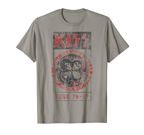 KISS - Rock and Roll Over Vintage T-Shirt