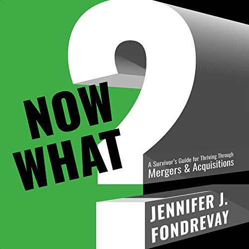 Now What? Audiobook By Jennifer J. Fondrevay cover art