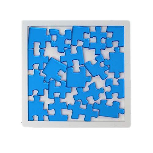 Jugendliche Puzzle, Hoch Schwierige 29 Stück Kleinflugzeug Puzzle-Transparentes Plastik Puzzle-Spiel, Erwachsene Kinder Blau Jigsaw Dekompression Spielt Geburtstag