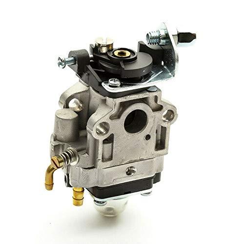 SUPERTOOL Carburador de motosierra, carburador recortador de carburador de 11 mm para carburador de 2 tiempos de 43 cc 47 cc 49 cc 50 cc